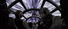 We're going into hyperspace!