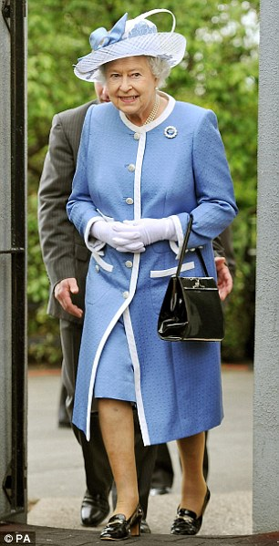 Irish National Stud: H.M. The Queen's Visit To Ireland: How Style Set The
