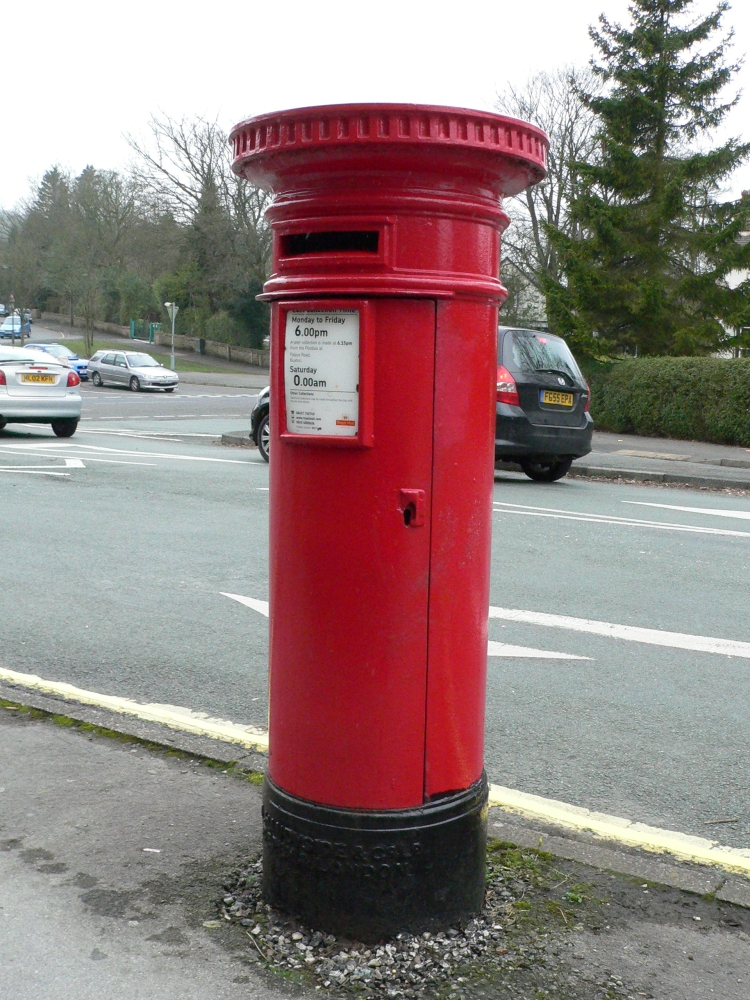 The Red Post Box: A Royal British Icon (4/6)