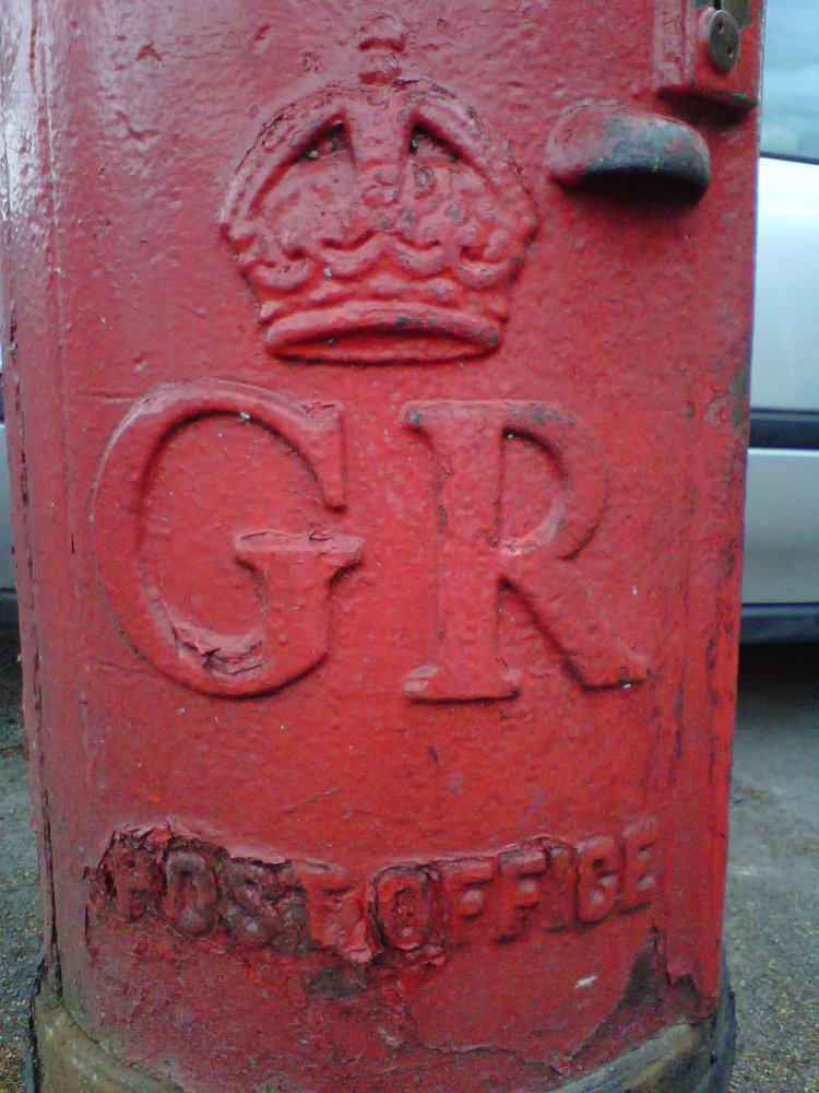 The Red Post Box: A Royal British Icon (6/6)