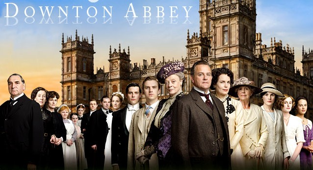 An Englishman's Home is his Downton Abbey (1/6)