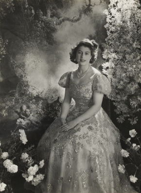 Princess Elizabeth, by Cecil Beaton.