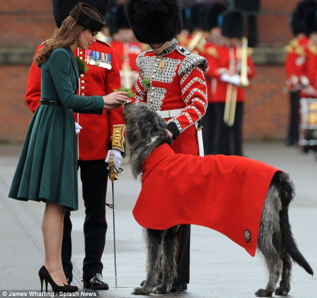 Lady of the Week: Kate, Duchess of Cambridge (5/5)