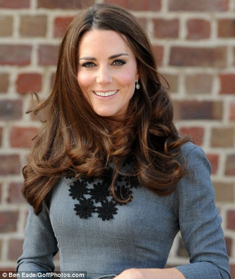 Lady of the Week: Kate, Duchess of Cambridge (1/5)
