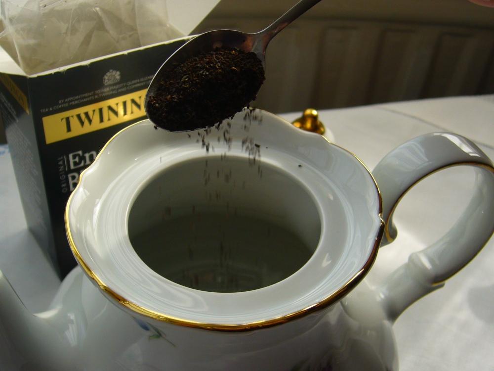 Easy Afternoon Tea (6/6)
