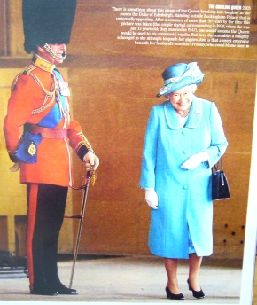 prince philip beefeater the queen