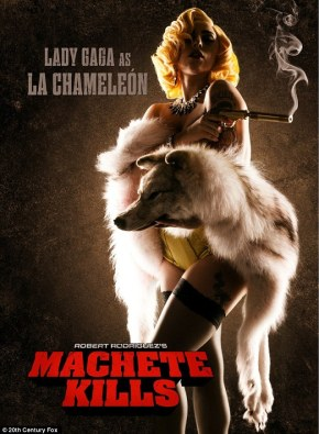 lady gaga machete sequel
