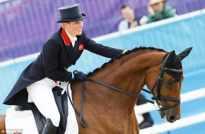 zara phillips and high kingdom london olympics 2012