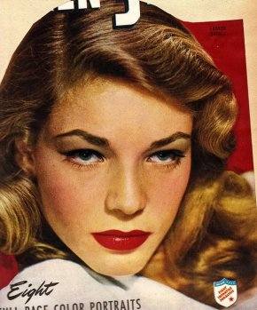 Lauren Bacall is my all time favourite film star... but how can I get her look?