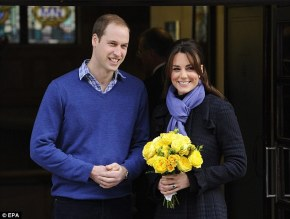 "The Duchess of Cambridge was well enough to leave hospital this morning, and commented ""I'm feeling much better, thank you"". We're all very glad that she's on the mend, and hope she gets some good rest in the next few weeks."