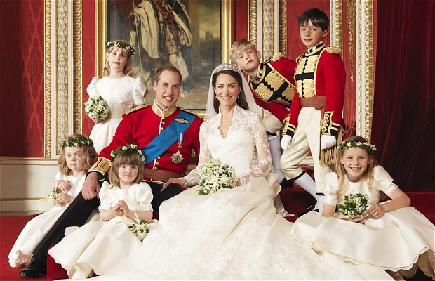 kate william royal wedding