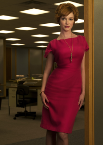 Joan Holloway has got just the stylish look I want