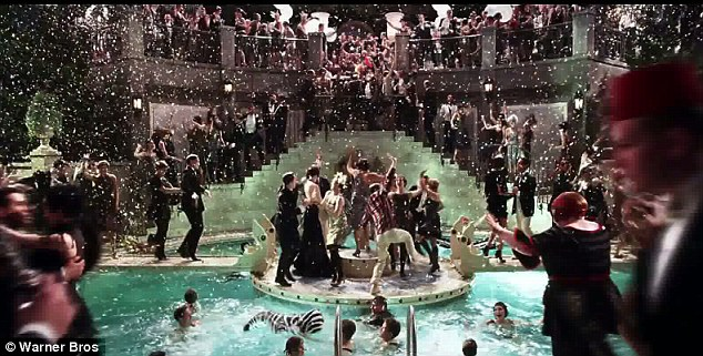 greed in the roaring twenties in the great gatsby Has the moulin rouge director created the starriest, glitziest, greatest gatsby  an audio book of the great gatsby  is set in the roaring twenties,.