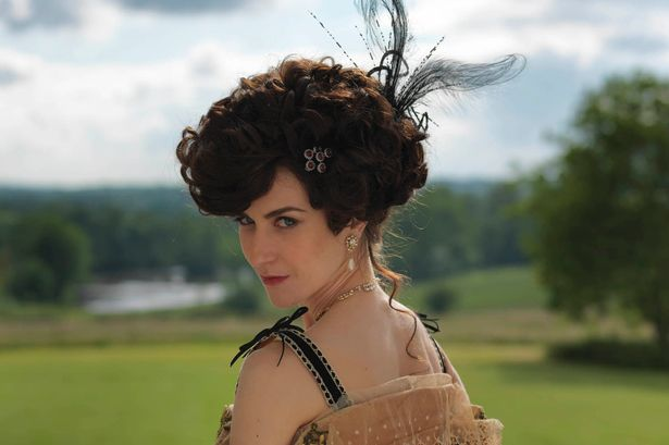 "Katherine Kelly as Lady Mae in ""Mr. Selfridge"""