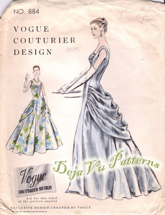 vogue couture 884