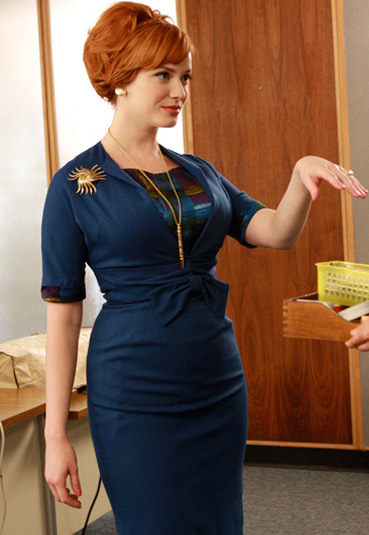 Joan Holloway, our idol.