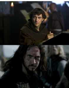 Athelstan's journey.