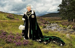 queen in scotland